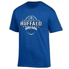 UB Bulls, University at Buffalo Football T shirt NCAA Blue