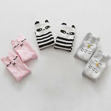 Cute Newborn Infant Baby Socks Boy Girl Cartoon Cotton Socks Toddler Socks 0-4Y
