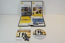 Nikon School DVD Set,Fast Fun Easy Pictures II & III,Understanding Photo-CG18267