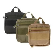 MOLLE PALS Tactical Tool Utility Accessory Bag Medic Tool Pouch Camping Hiking
