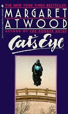 BUY 2 GET 1 FREE Cat's Eye by Margaret Atwood (1989, Paperback)