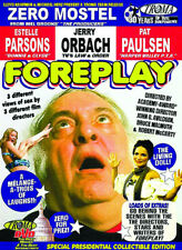 Foreplay (DVD, 2004, Special Presidential Collectible Edition) O