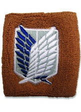 Attack On Titan Scout Regiment Wristband