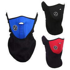3 Color Ski Sports Motorcycle Bicycle Half Face Mask Scarf Multi Use Neck Warmer