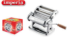Imperia Pasta Maker Machine (150) iPasta - Heavy Duty Steel Construction