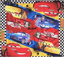 SERVIETTES EN PAPIER CARS RACING VOITURE 07 DISNEY. PAPER NAPKINS CARS DISNEY
