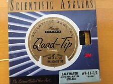 Scientific Mastery Series Quad Tip Interchangeable Fly Line