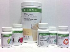 NEW Herbalife Advanced Program 1 Kit_French Vanilla Flavor_Free UPS 2nd Day Air®