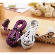 Mic Headset Handsfree 3.5mm In Ear for HTC Rhyme Desire S ChaCha Sensation XE