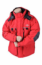 Striker Ice Guardian Jacket with Flotation Assist- Men's Red (Non- Current)