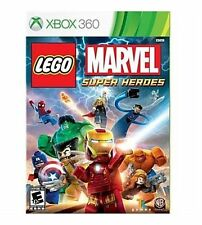 *Lego: Marvel Super Heroes, XBOX 360 Marvel Super Hero NEW WITH FREE SHIPPING*