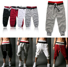 Jogging Men's New Shorts Pants Casual Running Sport Trousers Dance Gym Training