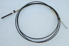 MORSE CONTROL BOAT ENGINE CONTROL CABLE 16' 063732-000-0216.0 18 FT