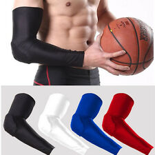 Sport Arm support Brace breathable Shooting Stretch Arm Sleeve Band Protector