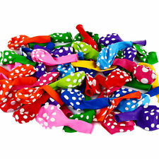 "10/20pcs Latex POLKA DOT Quality Party Birthday Wedding Balloons baloons 12"" au"