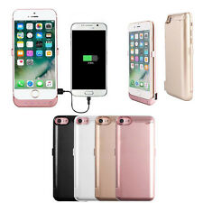 10000mAh External Battery Backup Charger Case Cover Power Bank For iPhone 7 Plus