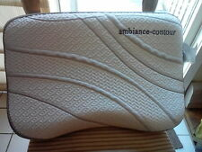 MLily Ambiance Contour Gel Memory Foam Pillow f