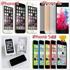 """Apple iPhone 6/5S/5C-GSM """"Factory Unlocked"""" Sim Free AT&T Smartphone,Mobile WN"""
