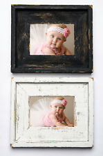 NEW RUSTIC FARMHOUSE WESTERN RECLAIMED BARN WOOD PICTURE PHOTO FRAME DECOR
