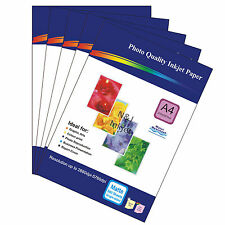 A4 Single-Sided Matte Photo Paper for Inkjet Printers in 130gsm 230gsm