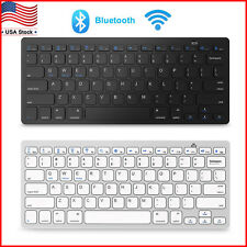 Wireless Bluetooth Keyboard Cover Case For Apple iPad Air 2 / iPad Pro 9.7''