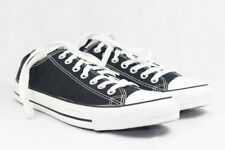 Converse Chuck Taylor All Star M9166 Unisex Black/White Low Top Oxford Sneakers