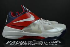 Nike Zoom KD IV USA Black History Month Aunt Pearl Scoring Title 473679 103