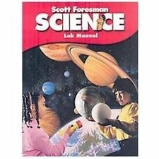 Science Lab Manual (Paperback) Student Edition of Textbook, Lab Manual
