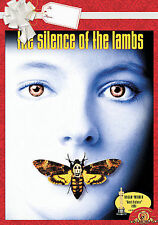 The Silence of the Lambs (DVD, 2004, The Hannibal Lecter Series; Holiday...