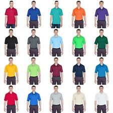 UltraClub Mens Cool & Dry Stain-Release Performance Polo Shirt. 8445