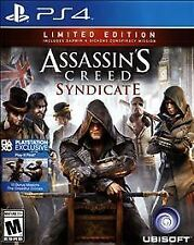 Assassin's Creed Syndicate PS4 Game BRAND NEW SEALED Playstation 4