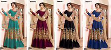 Designer Indian Salwar kameez Bollywood Anarkali Dress Pakistani Shalwar Suit US