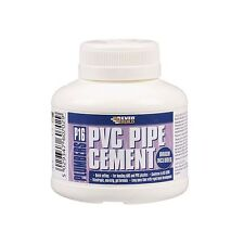 Everbuild Solvent Cement 250ml solvent weld pvc pipe (buy more save more)