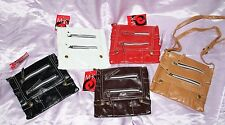 Joblot of 5 - BNWT Miss K small shoulder bag - 5 colours - great for resale
