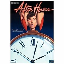 AFTER HOURS (DVD,1985) Griffin Dunne, Rosanna Arquette