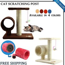NEW Cat Tree Tower Pole Furniture Scratching Post Pet Kitty Kitten Play House