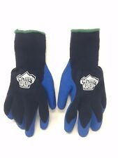 3 Pair of Red Steer Chilly Grip All Gloves - A311 - Rubber Coated Acrylic Work