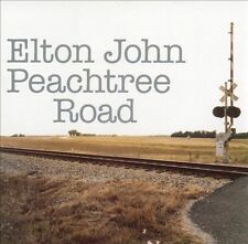 ~Peachtree Road by Elton John CD~ ~FACTORY SEALED NEW~