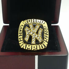 1996 New York Yankees World Series Championship Solid Alloy Ring 11Size Gift