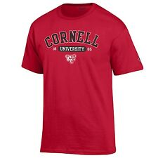 Cornell Big Red NCAA College T shirt made by Champion Red