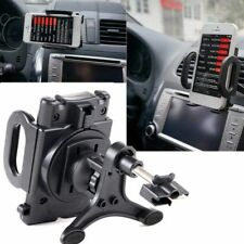 Black 360° Car Air Vent Holder Stand Mount Cradle For Cell Mobile Phone GPS CA
