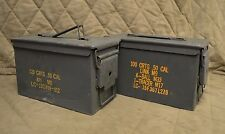 .50 Cal M2A1 AMMO CAN SCRATCH AND DENT * FREE SHIPPING *