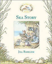 BRAMBLY HEDGE *SEA STORY* JILL BARKLEM SMALL HB BOOK WITH D/J
