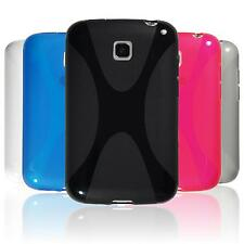 Case for LG Optimus L3 II Dual TPU Cover X-Style + protective foils