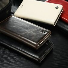 Luxury Leather Wallet Case Stand Flip Card Cover For Apple iPhone 6  6s  7 Plus