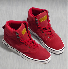 Mens High Top Casual Shoes Fashion Sneakers Athletic Lace Up Flats New C662