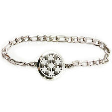 Stainless Steel Bracelet Diffuser Frangrance Gorgeous Firework Bangle Locket New