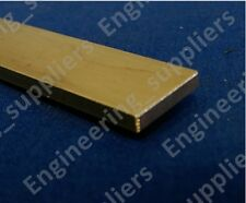 "CZ121 Brass 3/4"" x 1/8"" (19.0 x 3.2mm) Flat Bar 100mm, 150mm, 300mm & 600mm long"