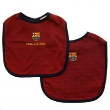 2 Pack Official Football Club Baby Bibs (Variations) -Baby shower christmas gift