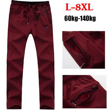 Mens Joggers Casual Running Sport Sweat Pants Tracksuit Gym Jogging Trousers